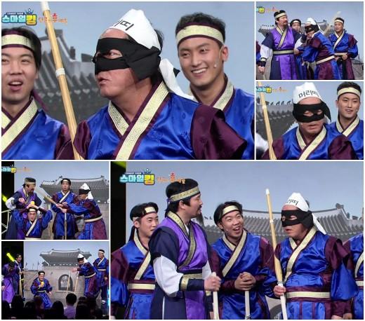 '스마일킹' 심형래, 종소리 울리면 '쾌걸 형래'가 나타난다?!