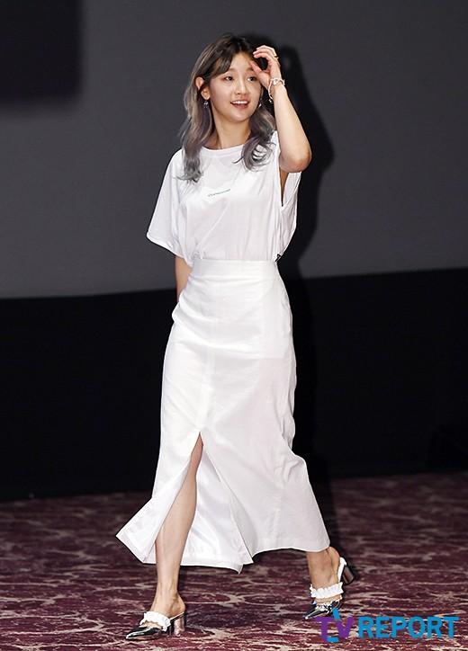 박소담 '청순미 넘치는 순백의 드레스'