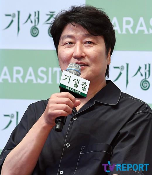 송강호 '국민 배우 포스'