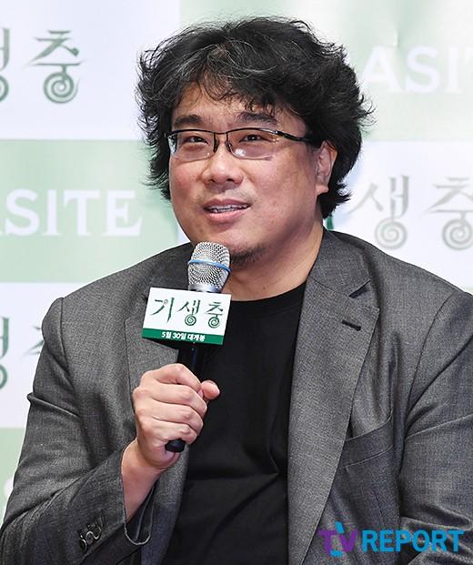 봉준호 감독 '칸의 남자'