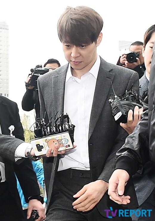 """MBC 측 """"박유천, 출연 정지"""" _이미지"""