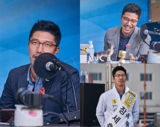 홍기준, '범죄도시' 이어 '롱리브더킹'까지…감초 역할 '톡톡'