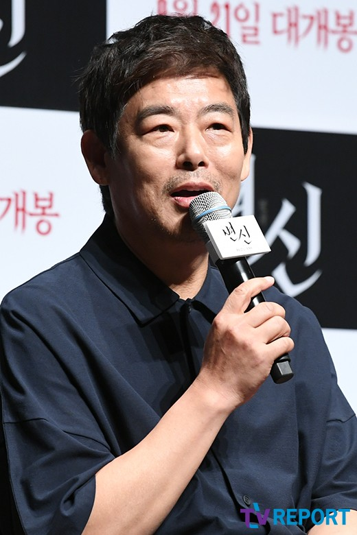 """'변신' 성동일 """"다시 안 하겠다던 감독과 재회, 사교육비 필요해서"""""""