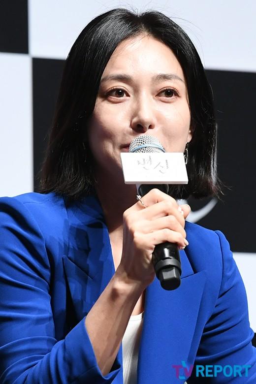"""'변신' 장영남 """"韓공포영화 새롭게 반격할 작품"""""""
