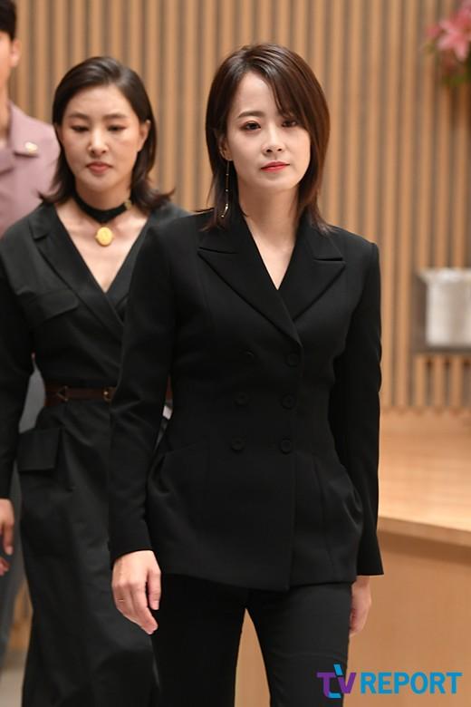 박지영-류현경 '강렬 카리스마'