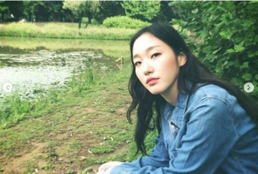 김고은, 이토록 청아한 미녀