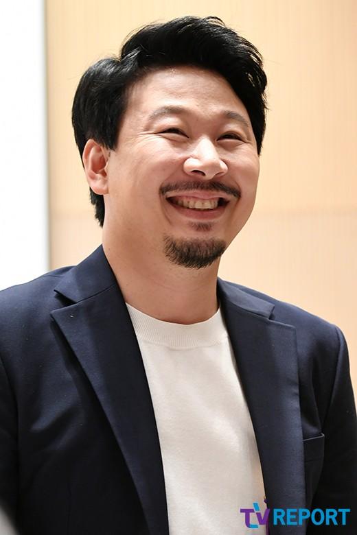 장강희 '시원한 미소'