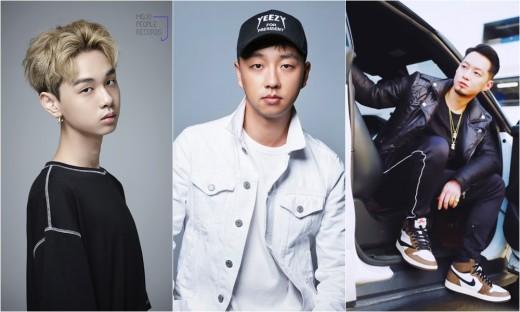 '한국 힙합의 루키' 영케이, 첫 EP 앨범 발매…더콰이엇 지원사격