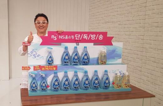 방송인 권영찬, 17일 NS홈쇼핑 생방송