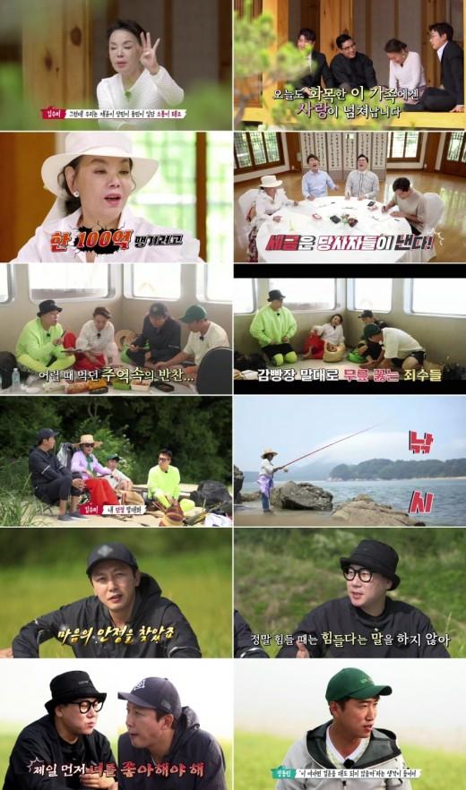'최고의 한방', 첫방부터 화끈한 웃음…김수미·탁재훈·이상민·장동민 '美친 호흡'