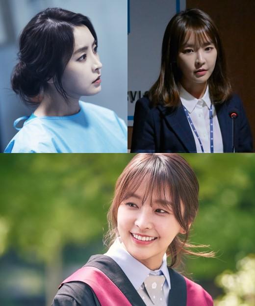 정유미, '검법남녀1→프리스트→검법남녀2'…장르물 3연타 홈런
