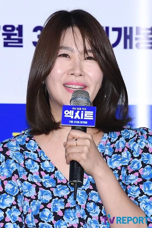 """김지영 """"천만 '극한직업' 이어 '엑시트'도 촉 왔다"""""""