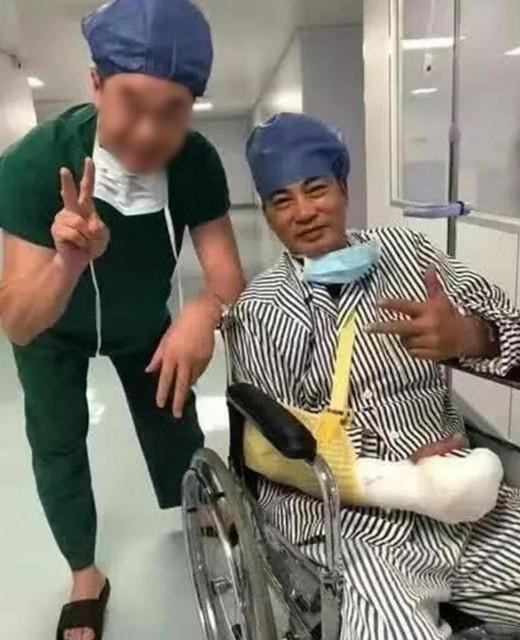 임달화, 괴한에 피습…두 차례 수술 후 안정