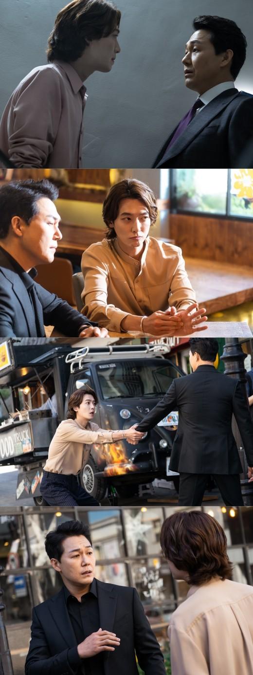 '악마가' 정경호X박성웅, 마성의 '단짠' 케미…'밀당'이란 이런 것?