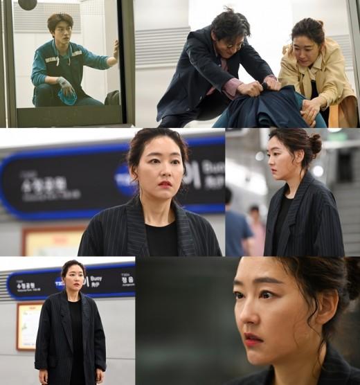 """'닥터탐정' 박진희 """"지하철 사고 장면, 고통스럽고 마음 아팠다"""""""