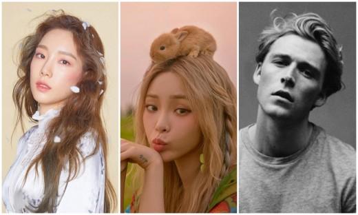 태연·헤이즈·크리스토퍼, 올 여름 '믿고 들어도 되는' OST 라인업