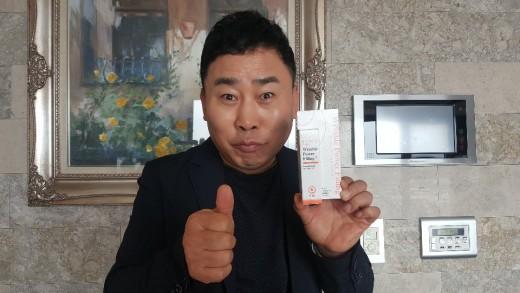 개그맨 황기순, 건강 캠페인 홍보대사 위촉_이미지