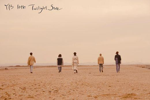 YB, 오늘(10일) 정오 정규앨범 'Twilight State' 발매_이미지3