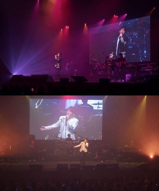 눈물, 감동, 박수…신승훈, 시드니 오페라하우스 공연 완성