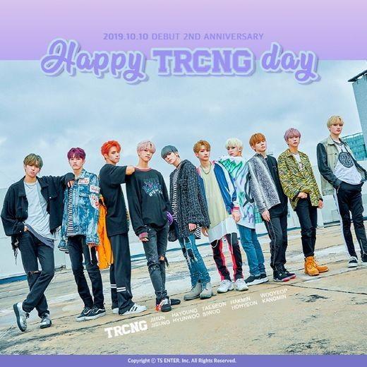 TRCNG, 오늘(10일) 데뷔 2주년…특별 시상식 개최_이미지