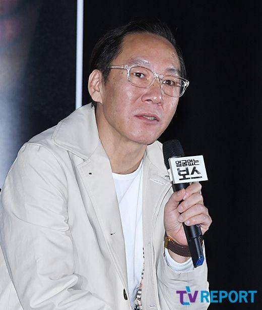 영화 '얼굴없는 보스' 송창용 감독