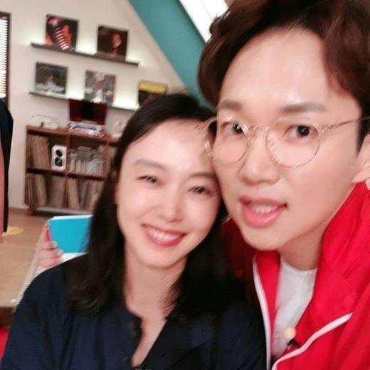 """장성규, 전도연 만나 """"누나라고 불러도 돼요?"""" 패기"""