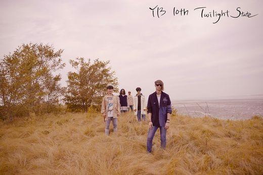 YB, 오늘(10일) 정오 정규앨범 'Twilight State' 발매_이미지