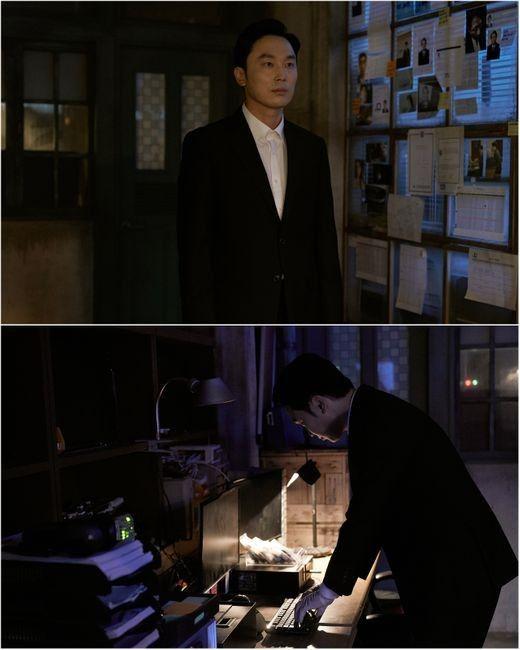 '모두의 거짓말' 서현우, 이준혁 납치했을까…소름 돋는 두 얼굴
