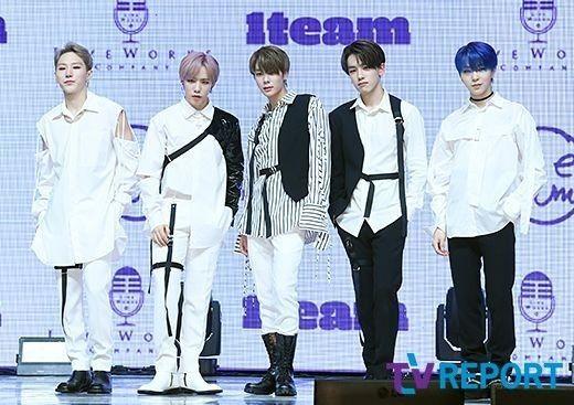 '소년미 벗은' 1TEAM, BTS 작곡가 손잡고 꿰한 '강렬한' 변신