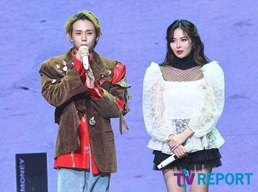 """'동시 컴백' 현아 """"던, 져주는 것 없더라…시너지 기대"""""""