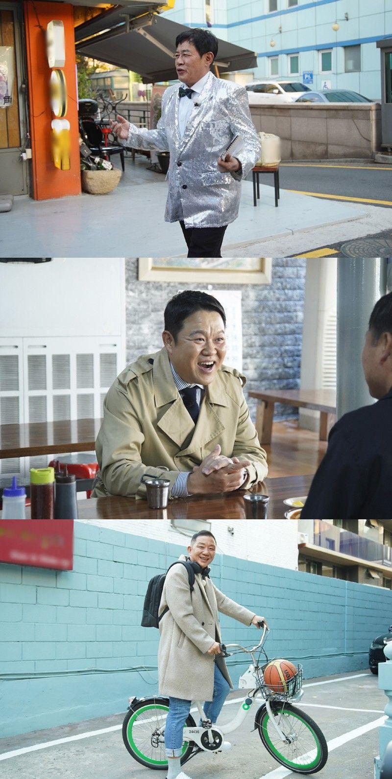 이경규·김구라·허재, 3色 인터뷰 쇼 '막나가쇼'로 뭉쳤다