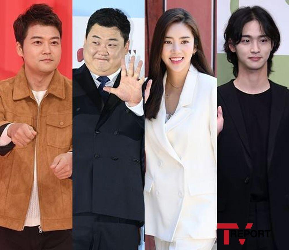 전현무X김준현X손담비X장동윤, '2019 KBS 연예대상' MC 확정