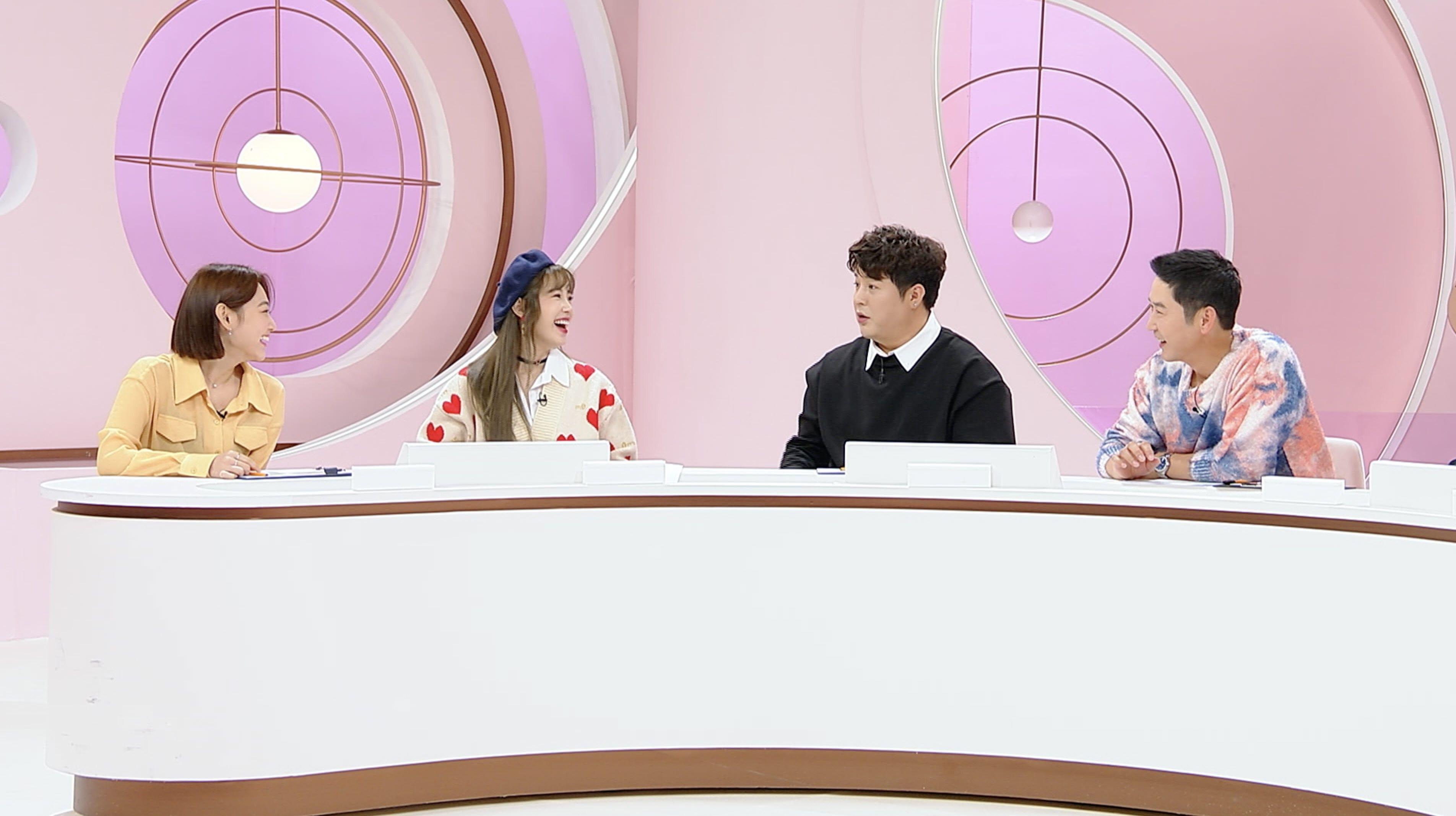 """'오늘의 운세' 신동엽 """"구구단 미나, 사람들이 왜 좋아하는지 알겠어"""""""