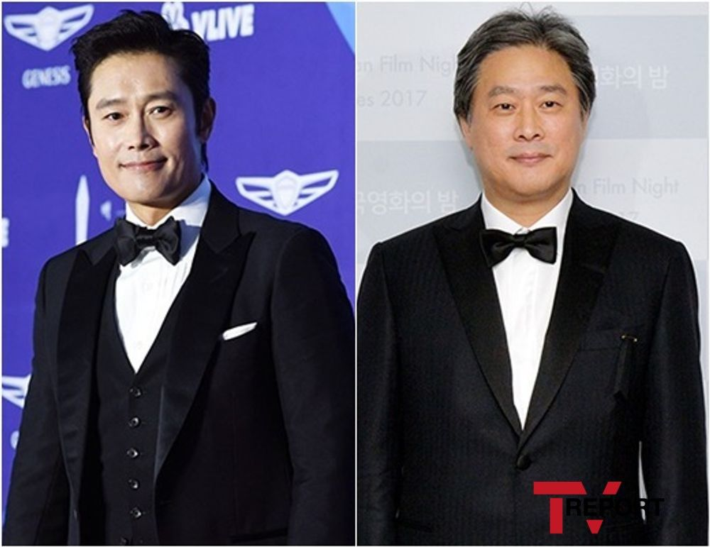 """이병헌·박찬욱 'JSA' 이어 재회할까..""""스케줄 문의만"""""""