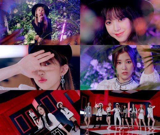 '소희 합류' 네이처, 미니 2집 타이틀곡 'OOPSIE(웁시)' MV 티저 2탄 공개