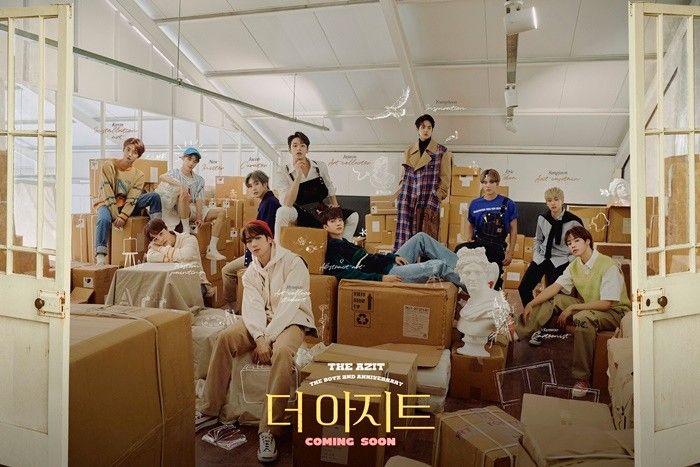 더보이즈, 핑클의 '화이트' 리메이크…데뷔 2주년 기념