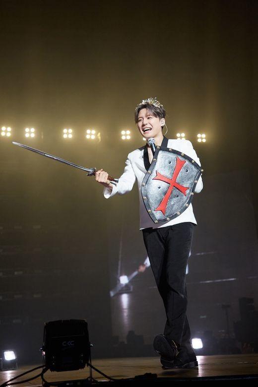 김준수, 3년 만에 콘서트 재개…오늘(6일) 티켓예매