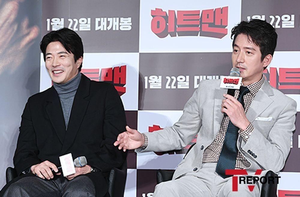 """'히트맨' 정준호 """"권상우, 한국의 제임스 본드"""""""