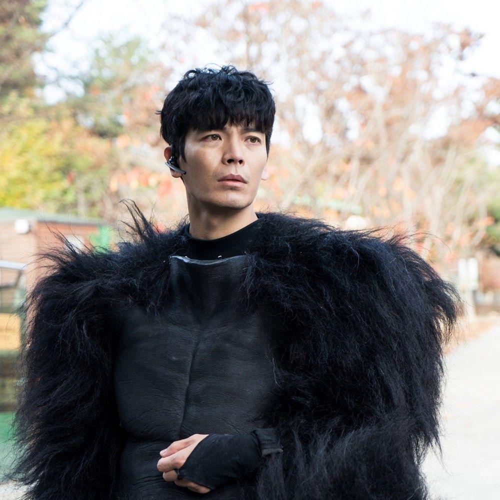 '해치지않아' 김성오, 순정마초 고릴라 변신