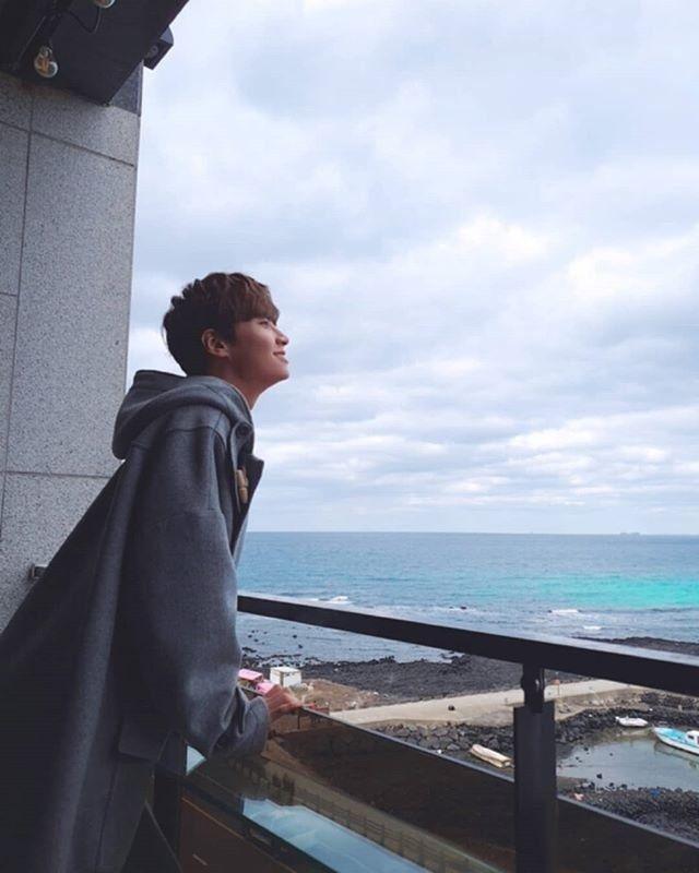 """이진혁, 제주에서 만난 겨울왕국 """"청량""""_이미지"""
