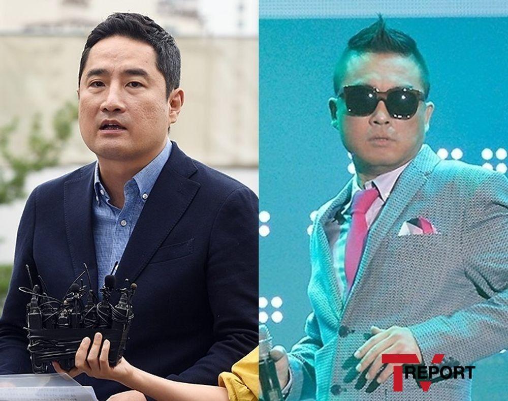 김건모, 성폭행 의혹 이어 폭행-협박 추가 제보까지