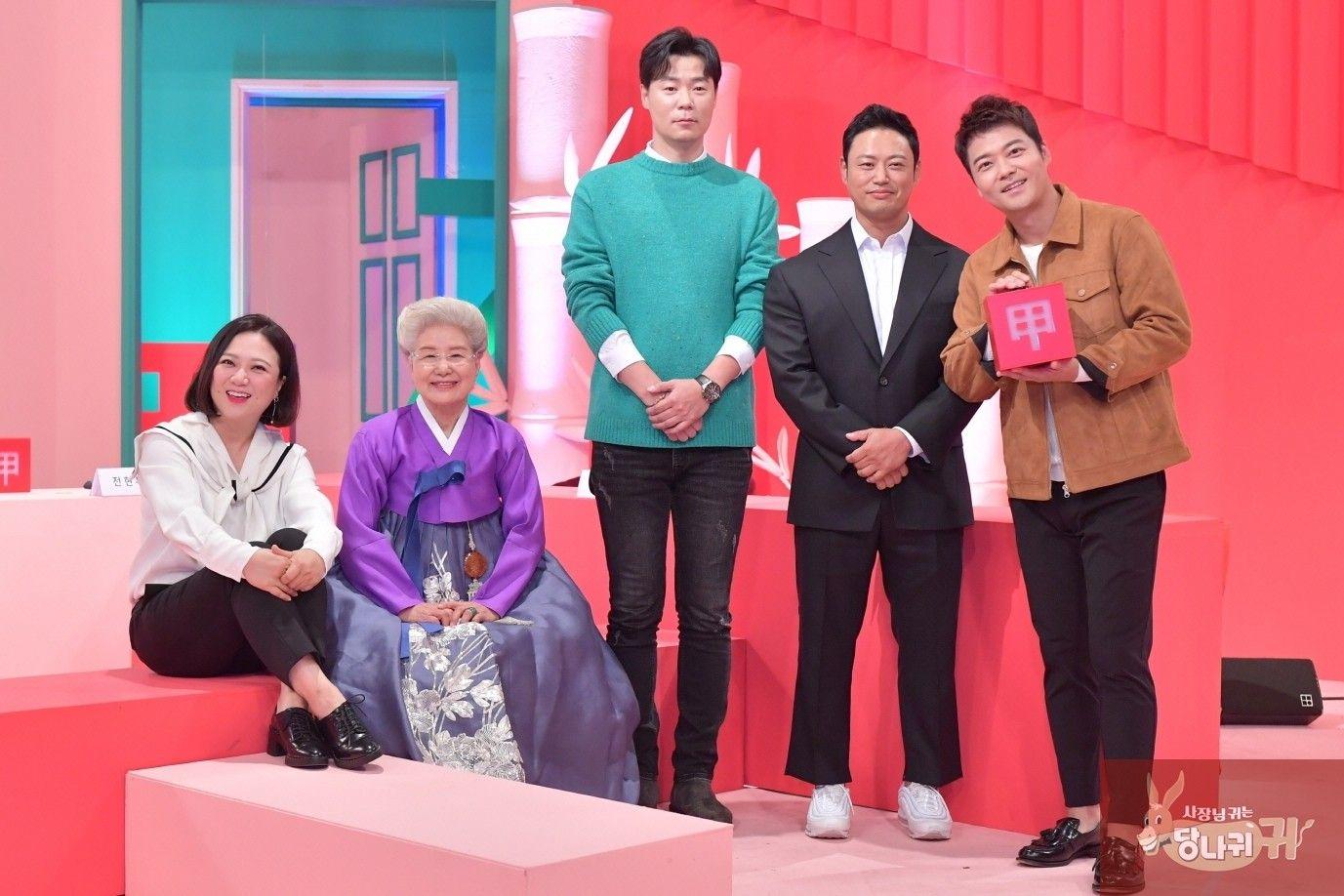 '당나귀귀' 2019 최상급 예능 도약…3주 연속 10% 돌파+주간 TOP5