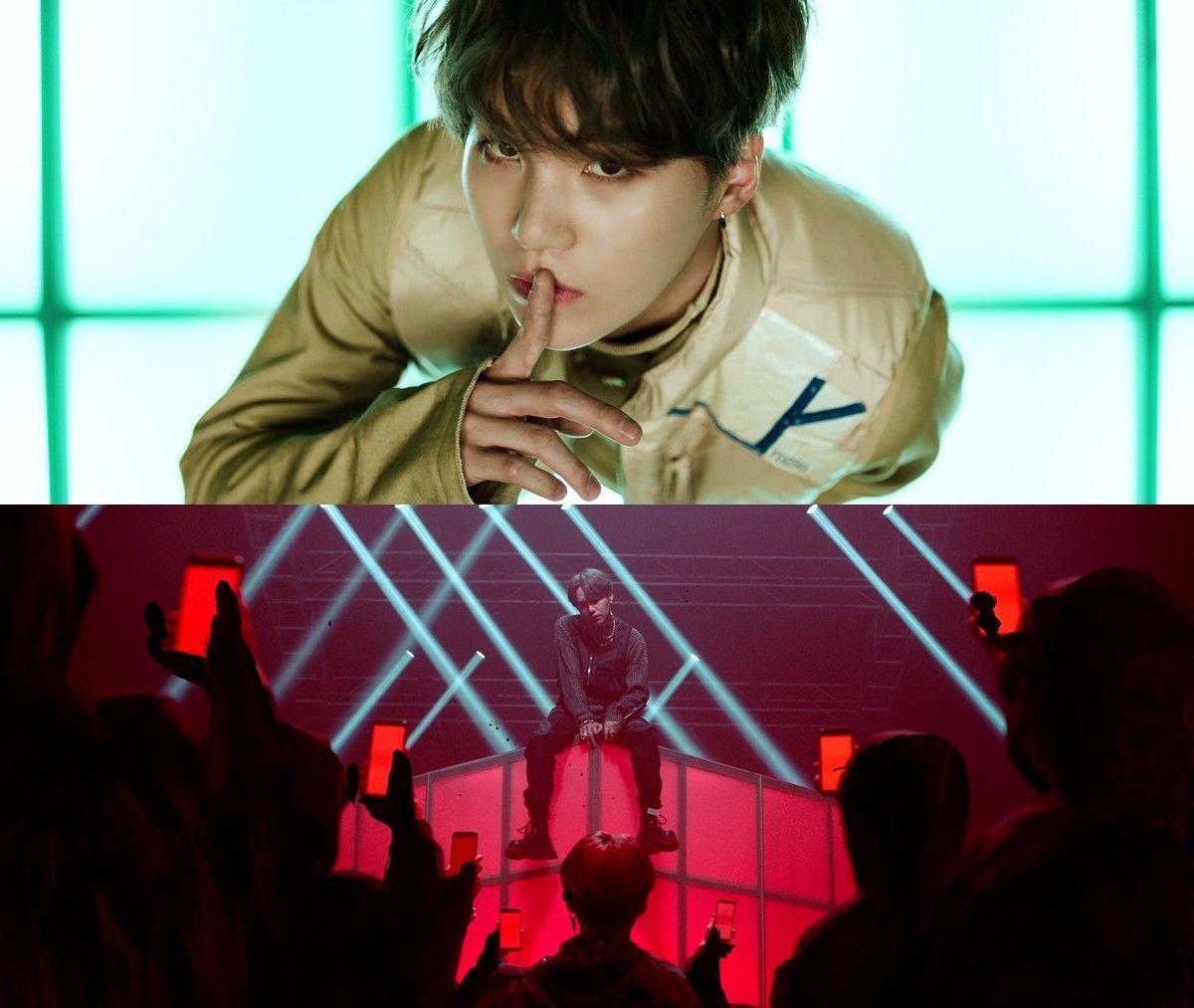 방탄소년단, 슈가 주인공 컴백 트레일러 'Shadow' 공개