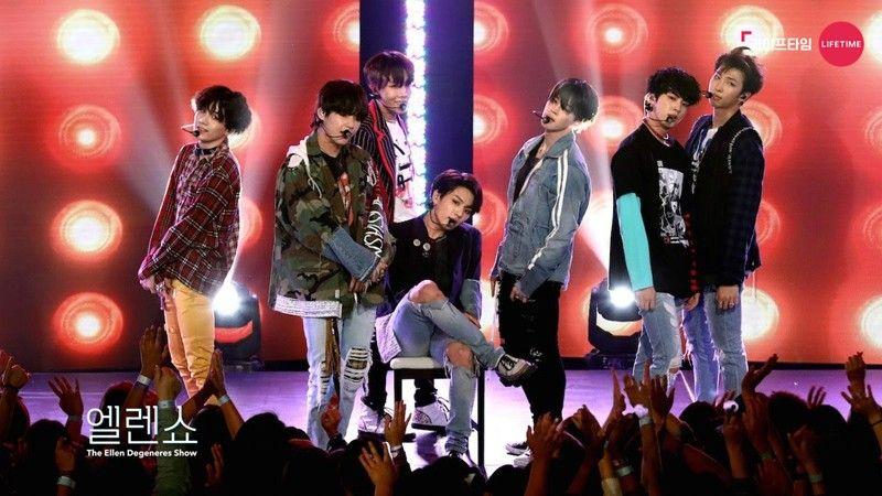 라이프타임, '엘렌쇼' 국내 공식 론칭…24일 'BTS 특집'으로 포문