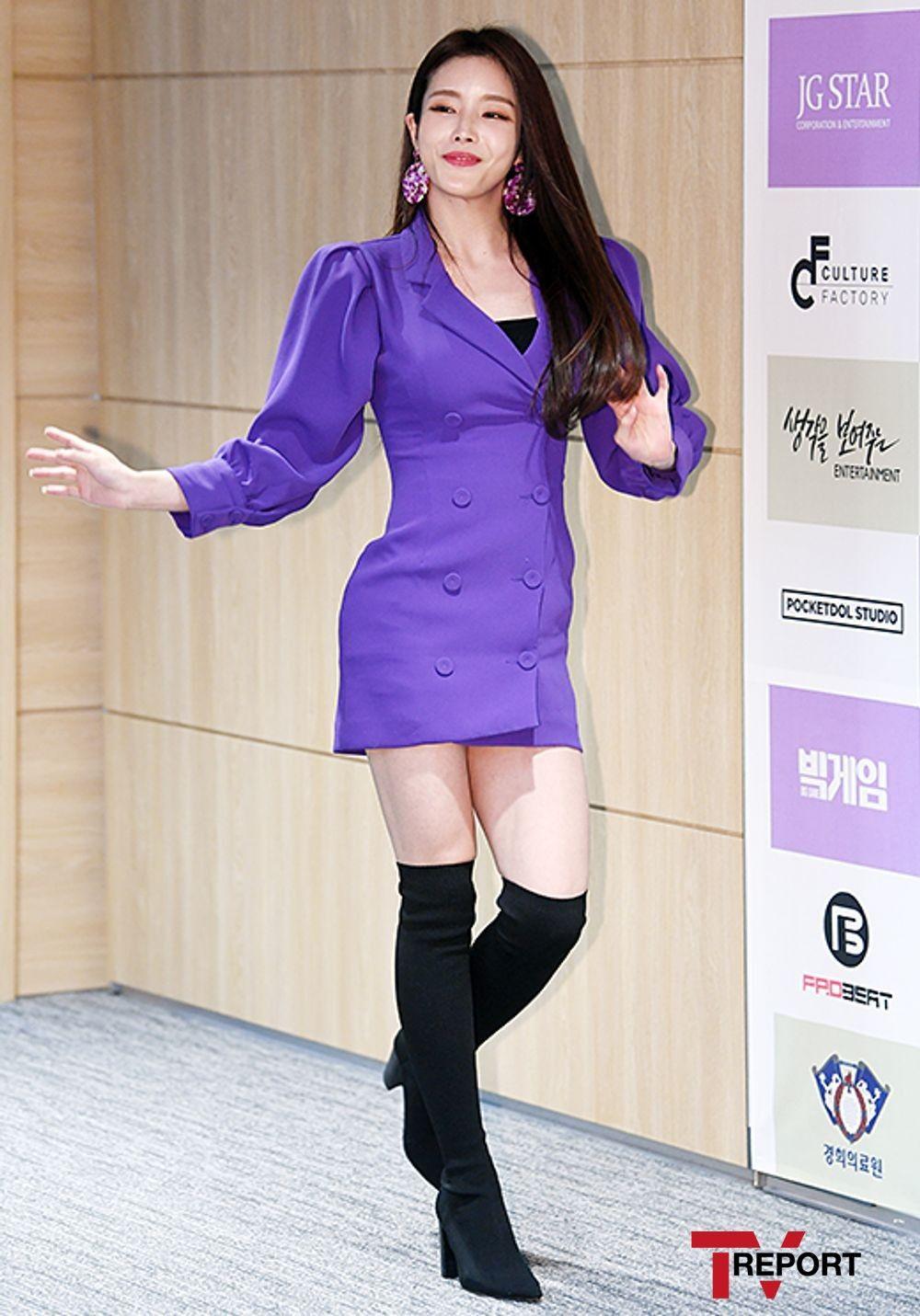 박성연 '등장부터 시선 강탈'