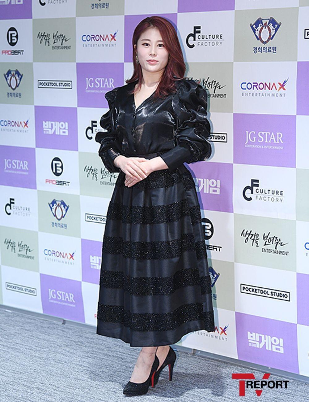김소유 '우아하게'