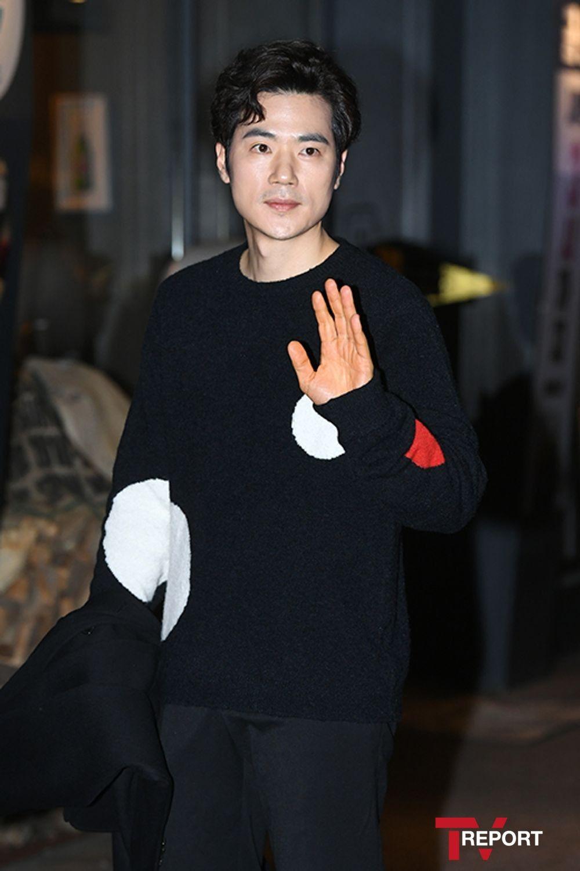 김강우 '상남자 비주얼'