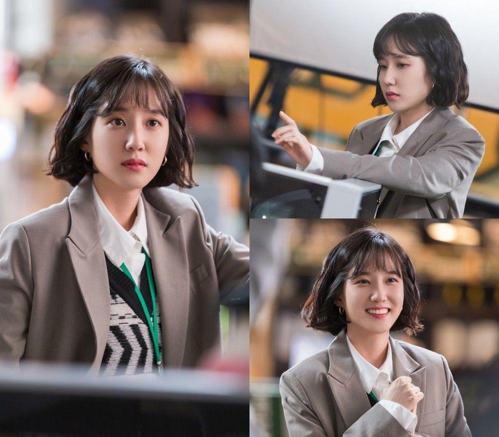 """'스토브리그' 박은빈 """"이세영, 개인적으로 닮고 싶을 만큼 애정 있다"""""""