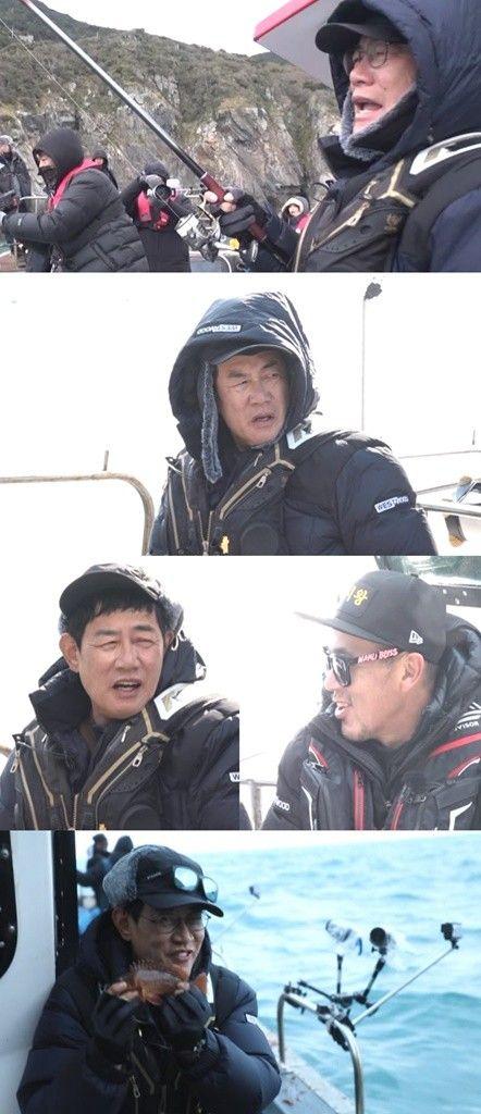 """'도시어부2' 이경규 """"너희들 조심해라""""...분노 폭발"""