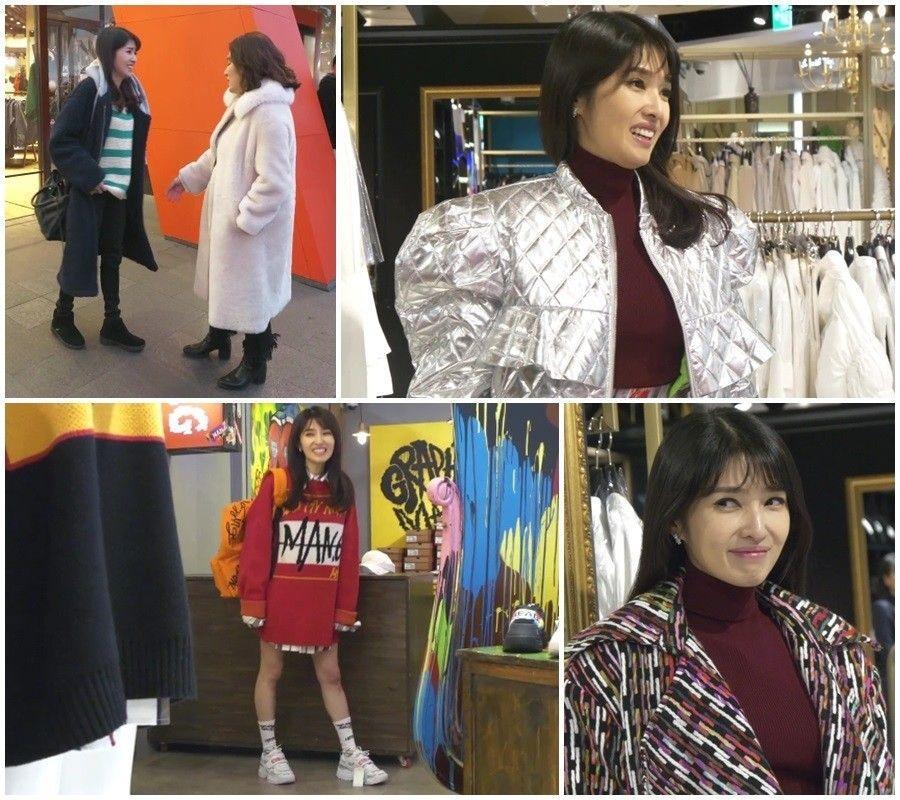 '우다사' 김경란, 알깨기 프로젝트 가동... 파격 패션 도전